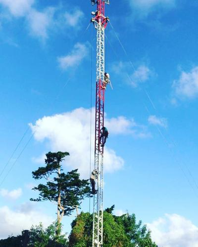 Digicel Expansion on all Efate 4G Sites