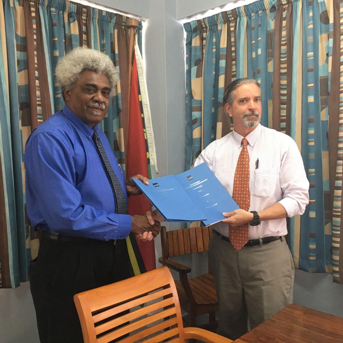 ADB and Vanuatu sign agreement to boost renewable energy access