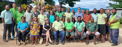 Seeds bring new life to Vanuatu's agriculture sector