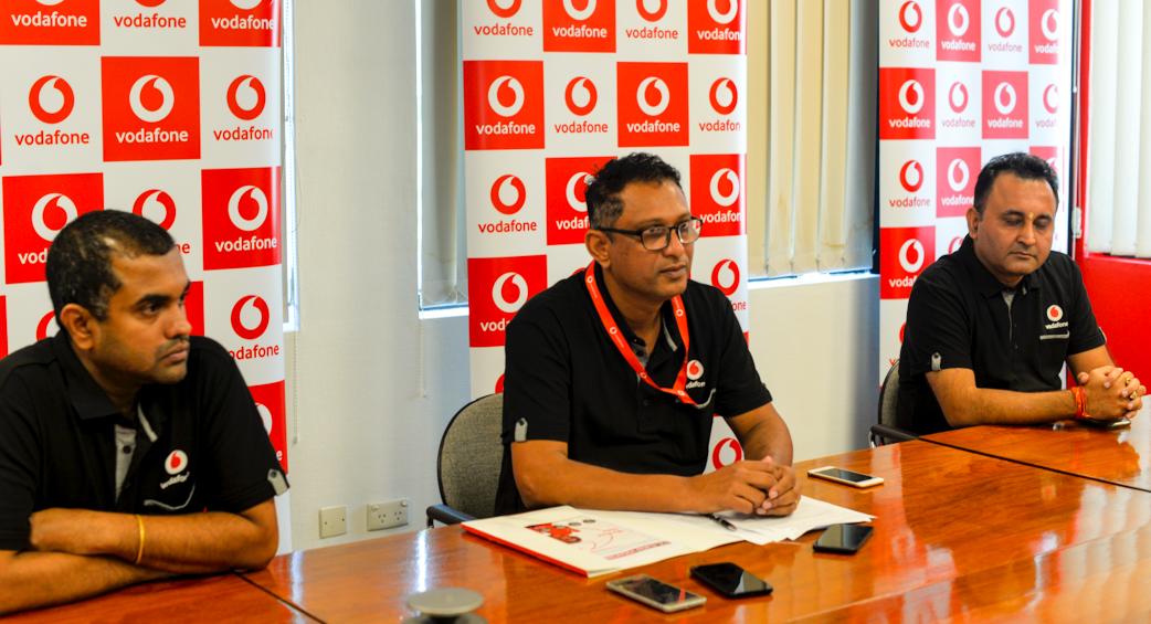 Vodafone Vanuatu Launched