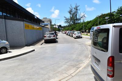 New by-law controls use and parking of motor vehicles on George Kalsakau Drive