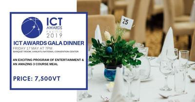 ICT Days 2019 Gala Dinner