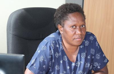 Anna Tavoa heads Vanuatu Project Management Unit