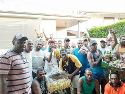 480 Seasonal Workers Affected But Safe