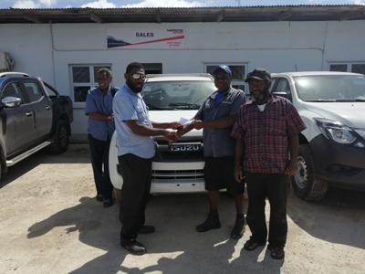 Carpenter Motors Vanuatu supports Port Vila Chiefs