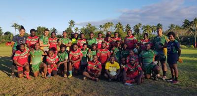 Blacksands men wallops Sealions rugby league team