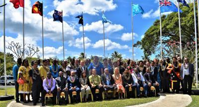 Codex meeting in Port Vila