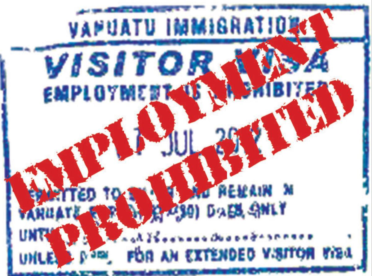 Gov't To Deport Illegal Workers