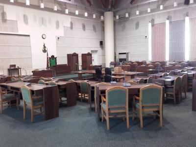 No Quorum, Parliament Adjourned