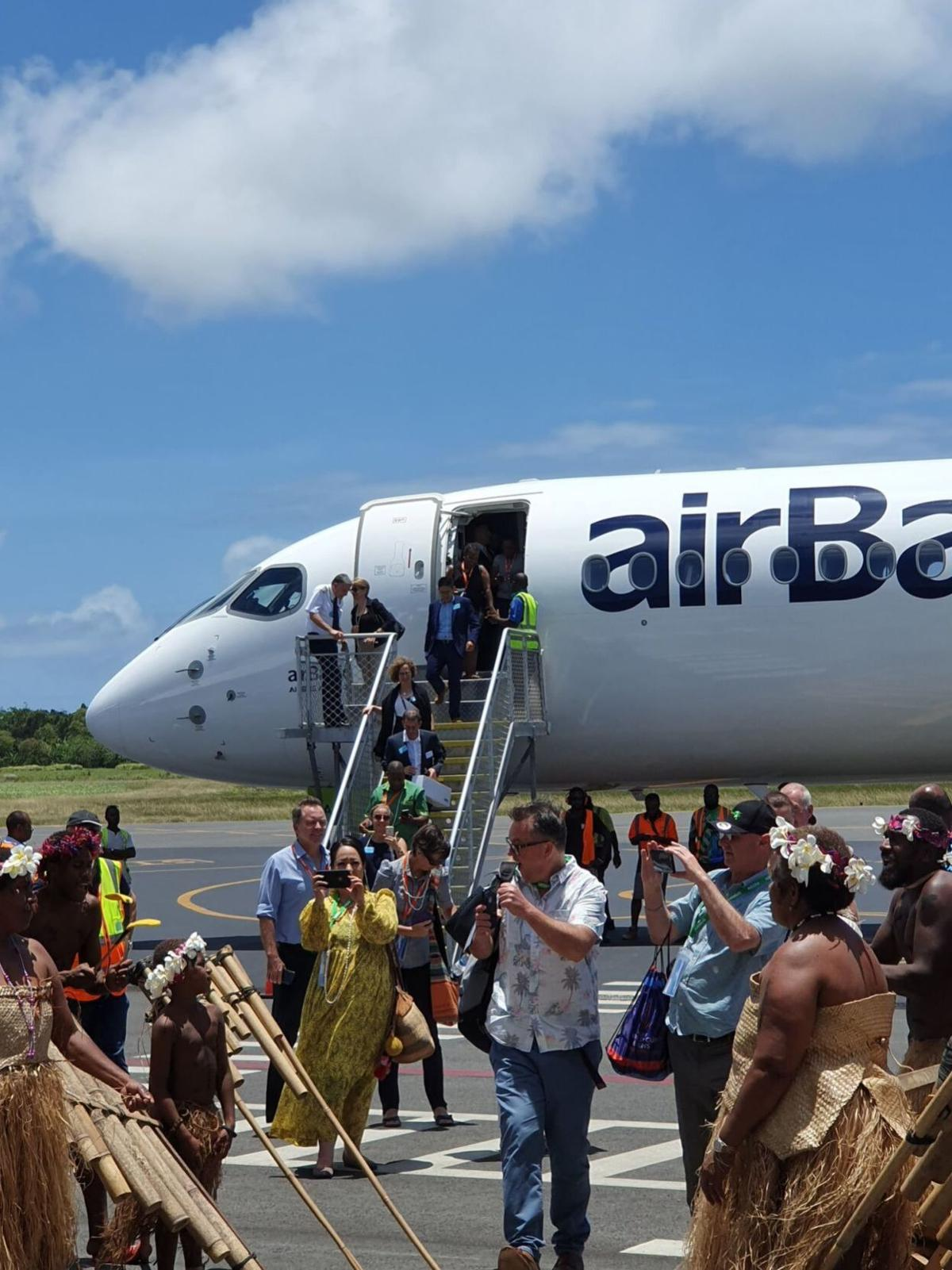 COI: AIRBUS NOT SUITABLE