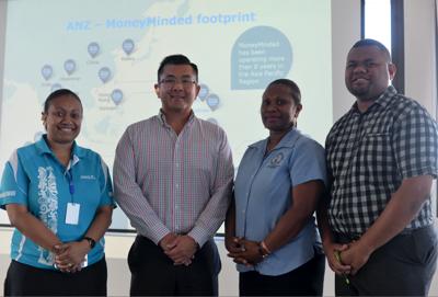 ANZ to Coordinate a One Week Financial Literacy Program