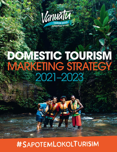 The Vanuatu Tourism Office (VTO) is excited to release its Domestic Tourism Marketing Strategy 2021-2023. This new strategy is just another way that VTO is Answering the Call of Vanuatu.