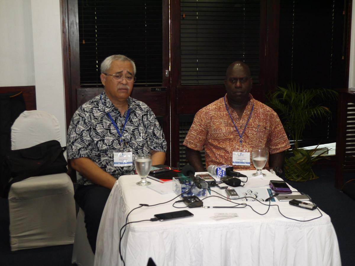 Blue boats – a new illegal fishing threat to Vanuatu