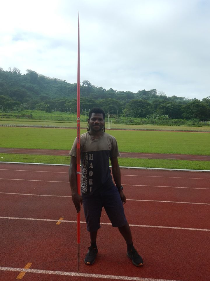 Family support helped me to secure a spot in the 2020 Paralympic Games- Ken Kahu