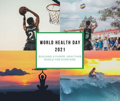 Building a fairer and healthier world
