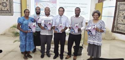 美拉尼西亚先锋观察小组秘书处正式向瓦努阿图政府递交选举报告