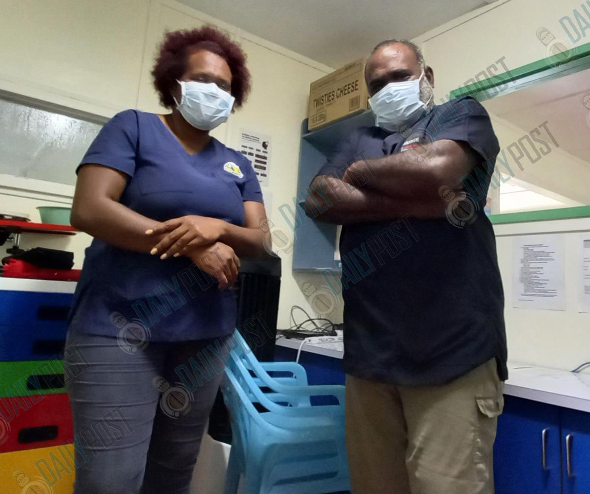 An insight into Vanuatu's Isolation facilities and challenges