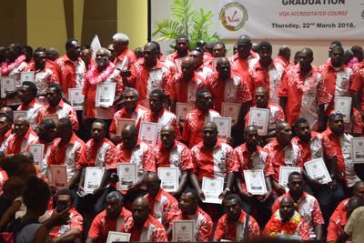 228 Drivers Graduate as Tourism Transport Ambassadors