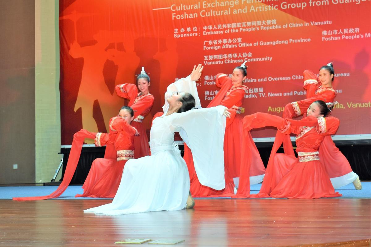 Guangdong Art and Acrobatic Charity Show