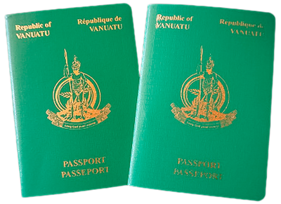 Passport booklets back in stock