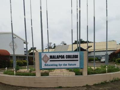 MASS SUSPENSION OF MALAPOA COLLEGE STUDENTS