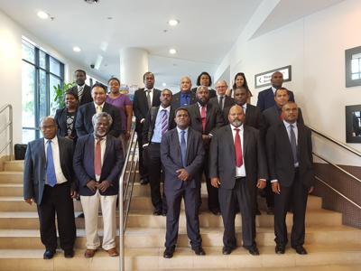 Anti-Money Laundering and Counter Terrorism Committee update Reviewers on Vanuatu's progress