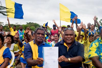 NNP appoints propose candidate for Efate by election