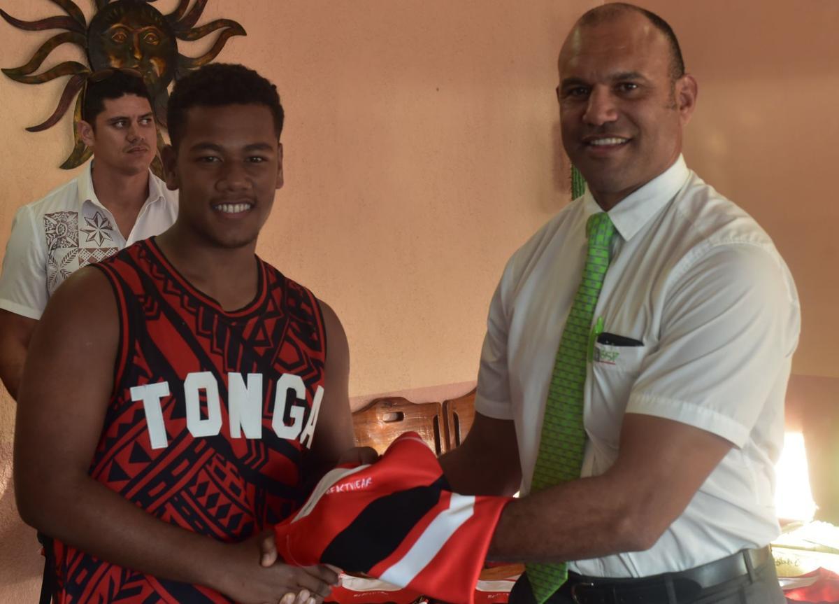 Chief Rugby academy Vanuatu U-16 boys to participate in Noumea tournament