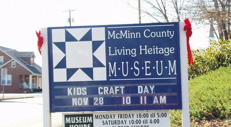 McMinn County Heritage Museum