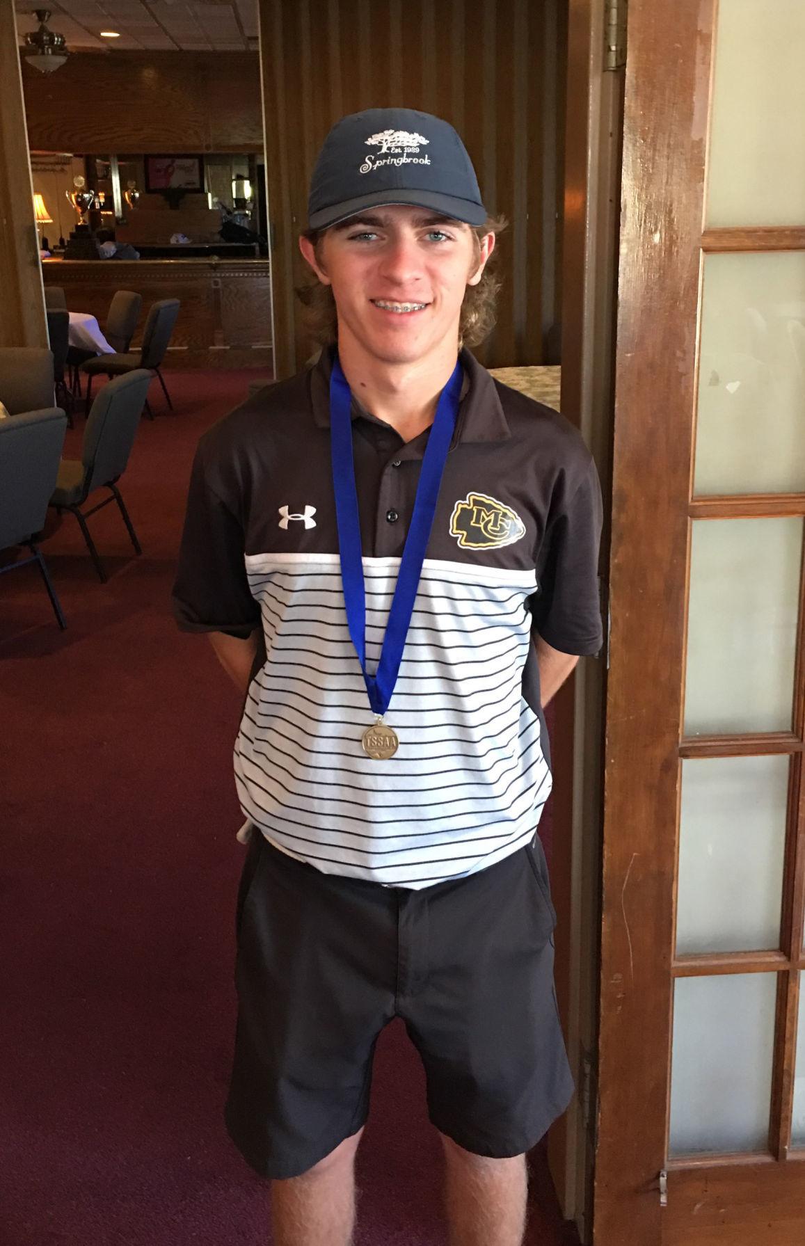 Region medalist Dodj Watson