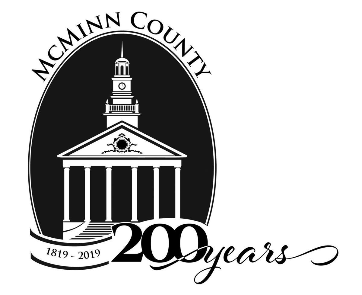 McMinn Bicentennial logo