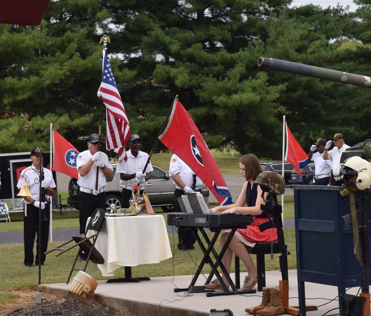 War on Terror Ceremony