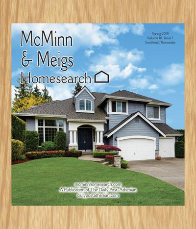 McMinn Homesearch Cover