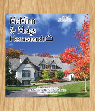 McMinn Homesearch Cover