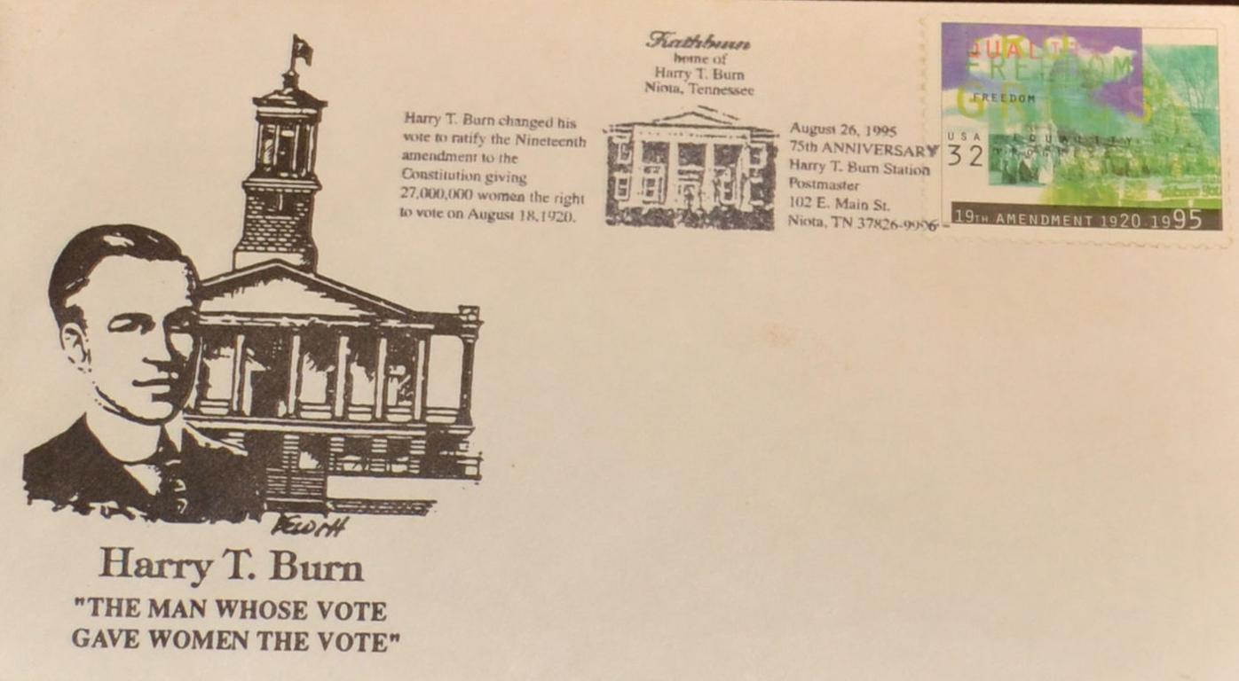 Niota stamp unveil preview