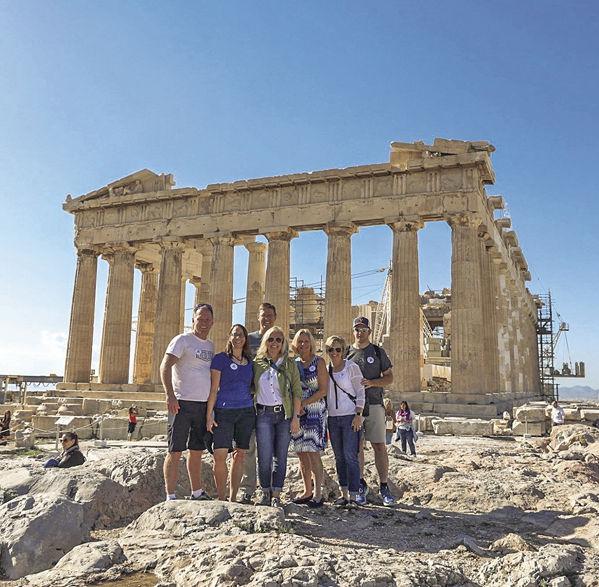 Athenians Race The Original Marathon In Modern Greece