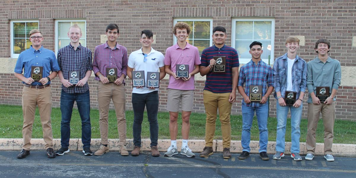 McMinn soccer award winners