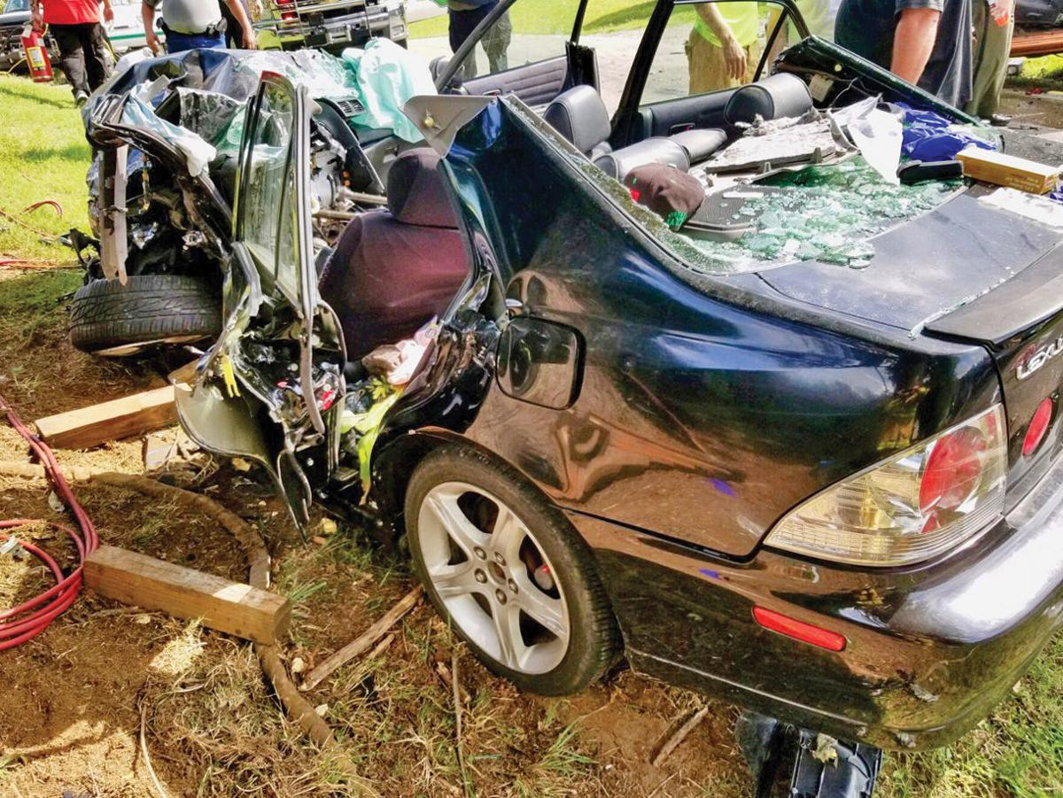 Three transported in Madisonville wreck | News | dailypostathenian com