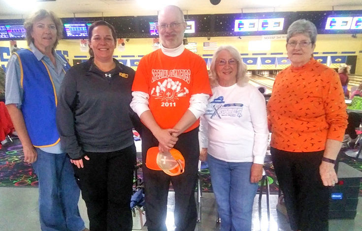 Decatur Civitans help with special olympics