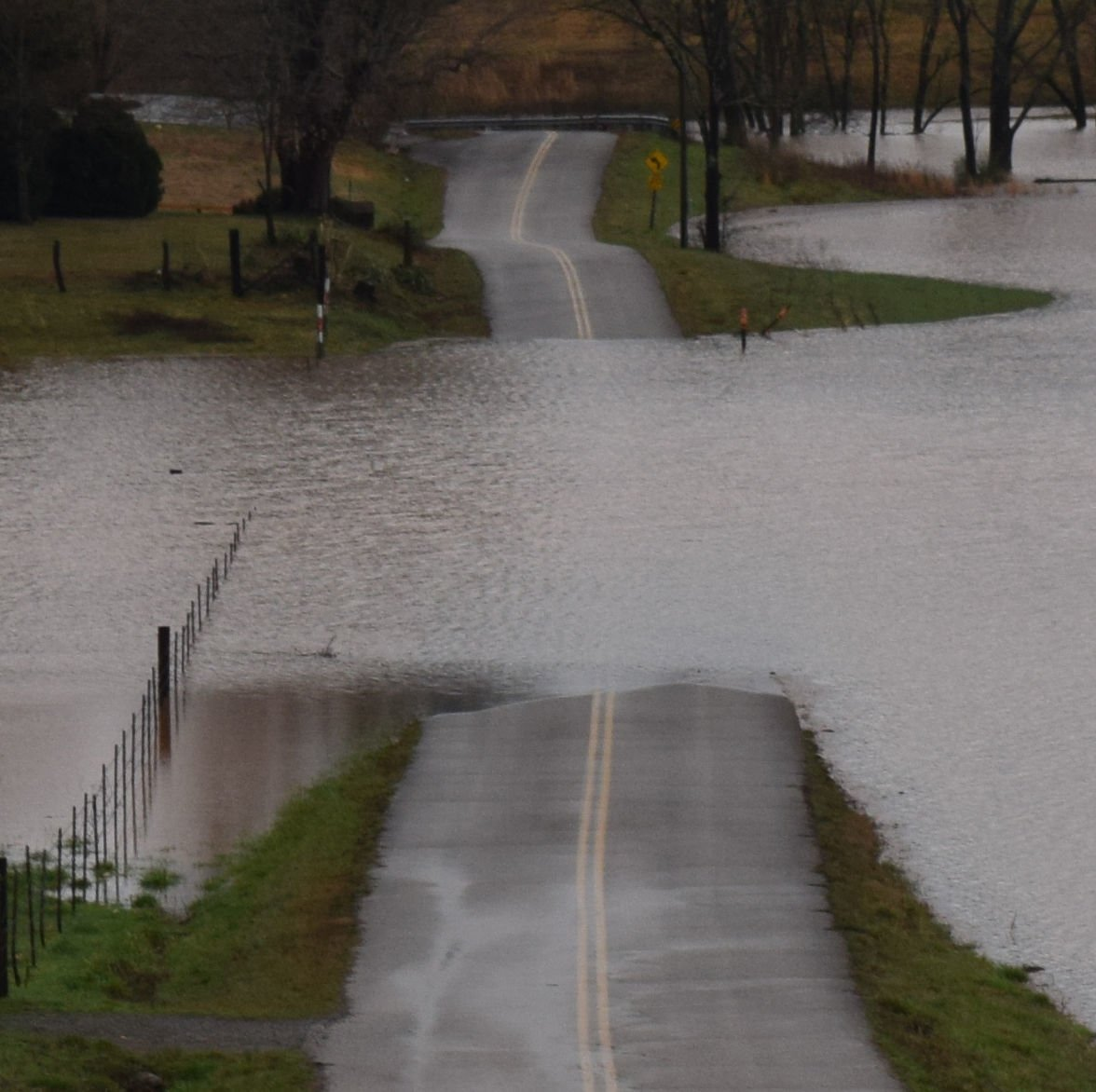 County flooding