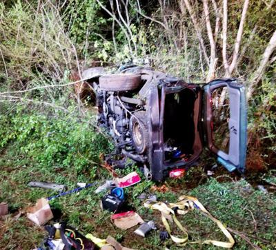 Fatal wreck near Englewood