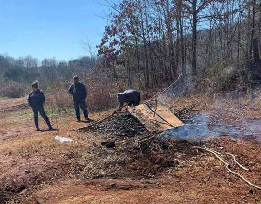 Athens Power Lines cleanup