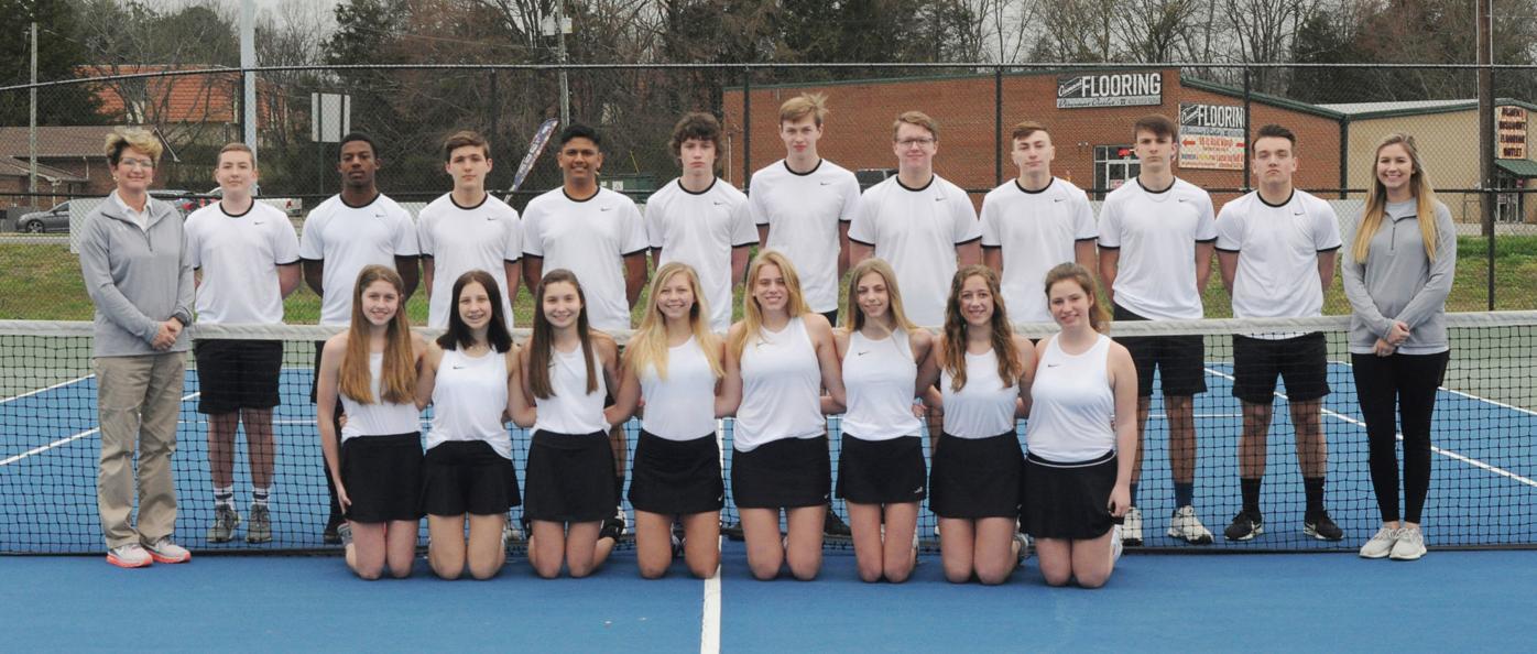 2020 McMinn County tennis