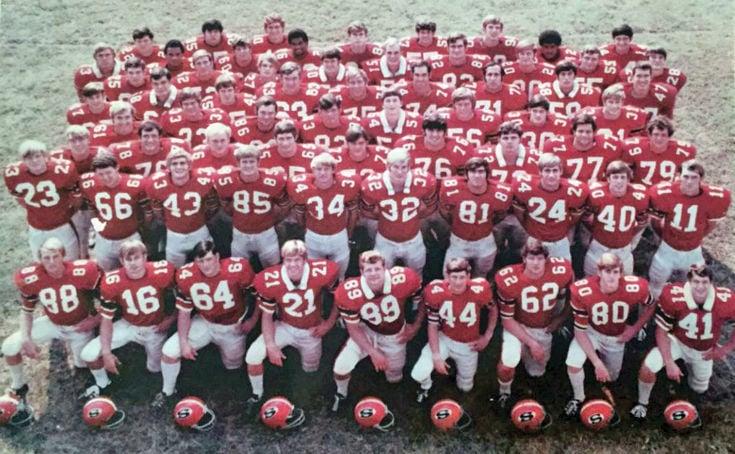 1971 Samford University football team