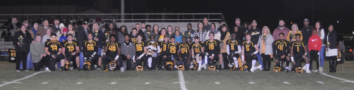 McMinn County Senior Night