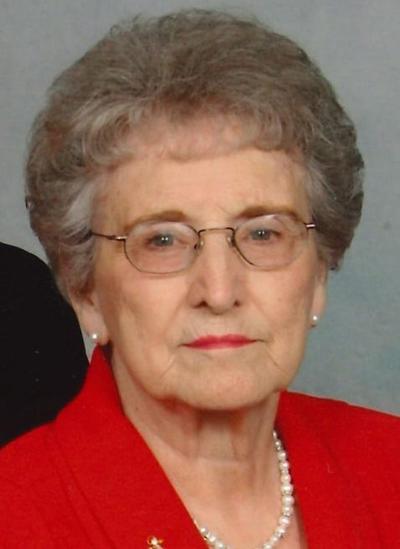 Freda Green Casteel Watson