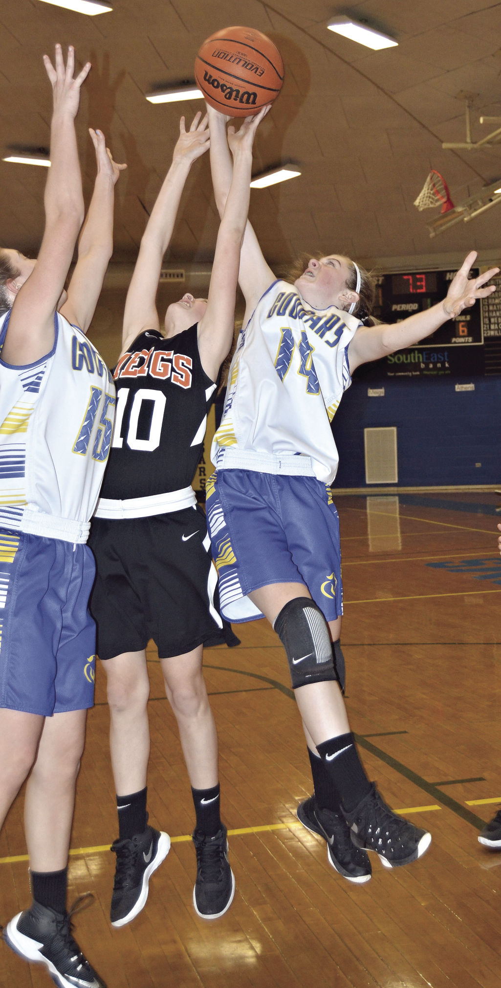 ACMS girls outlast Meigs for North title | Sports