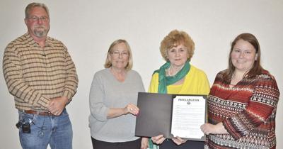 Pilot Club of Athens celebrating 75 years