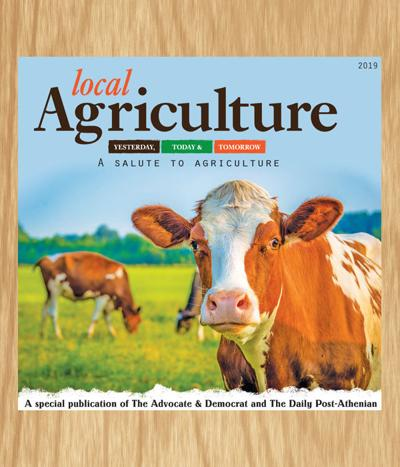 Agriculture cover
