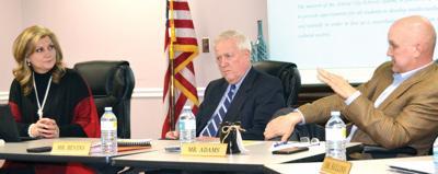 Athens City School Board talks consolidation